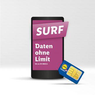 Tarifbild: SURF