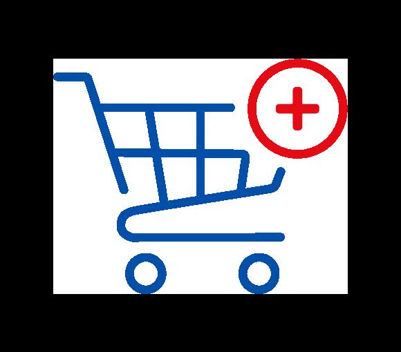 Icon: Online bestellen