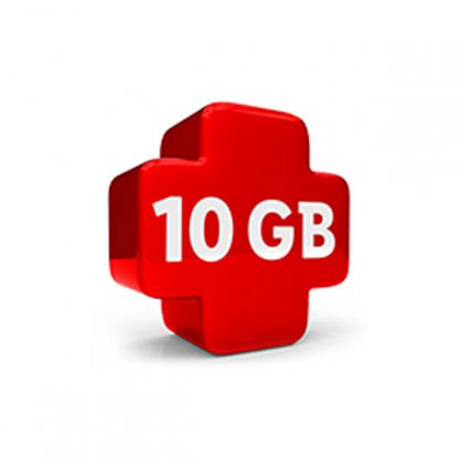 Zusatzpaketbild 10 GB